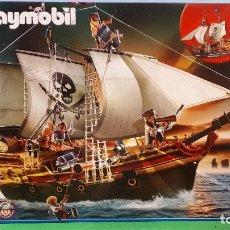Playmobil: PLAYMOBIL-REF-5135-ARTICULO NUEVO DE ALMACEN-PRECINTADO-PIRATAS-BARCO PIRATA. Lote 137398610