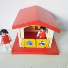 Playmobil: PLAYMOBIL. PARQUE INFANTIL. CASA DE JUEGOS. Lote 137509562