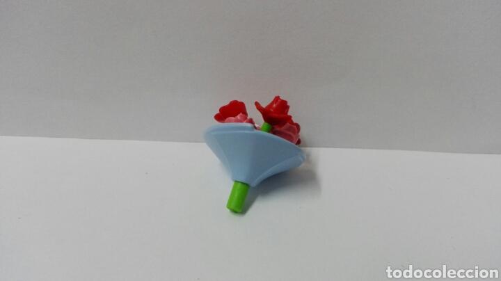 Playmobil: Playmobil, ramo, flores, novia, boda, rosas, plantas, accesorios, tienda, época victoriana, casa - Foto 2 - 146597030