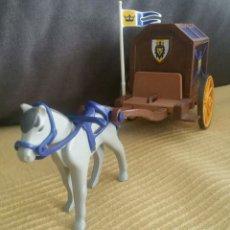 Playmobil: CARRO MEDIEVAL DE PLAYMOBIL. Lote 181313972
