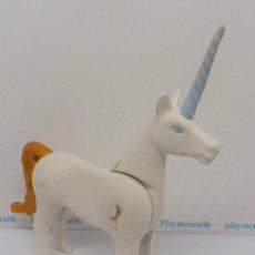 Playmobil: PLAYMOBIL C106 ANIMAL UNICORNIO IDEAL ESCENAS BOSQUE ENCANTADO. Lote 137931062