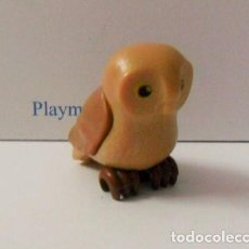 Playmobil: PLAYMOBIL C107 ANIMAL BUHO IDEAL ESCENAS OESTE INDIOS GRANJA BOSQUE ROMA. Lote 137932730