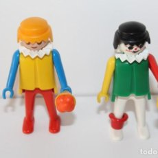 Playmobil: PLAYMOBIL FAMOBIL MUÑECOS CON COMPLEMENTOS. Lote 138864330
