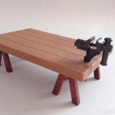 Playmobil: PLAYMOBIL MESA TRABAJO CON TORNO MEDIEVAL BELEN CASA VICTORIANA VICTORIANO 5300 PIEZAS. Lote 140387610