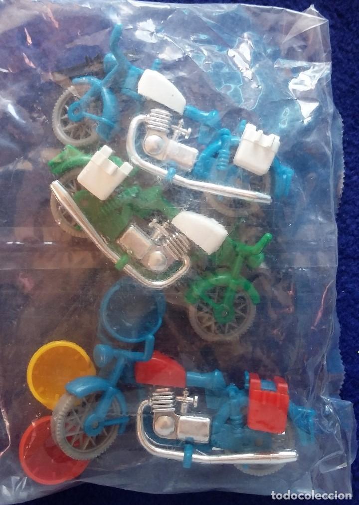 FAMOBIL MOTOS REF 3208 AÑOS 70 A ESTRENAR (Juguetes - Playmobil)
