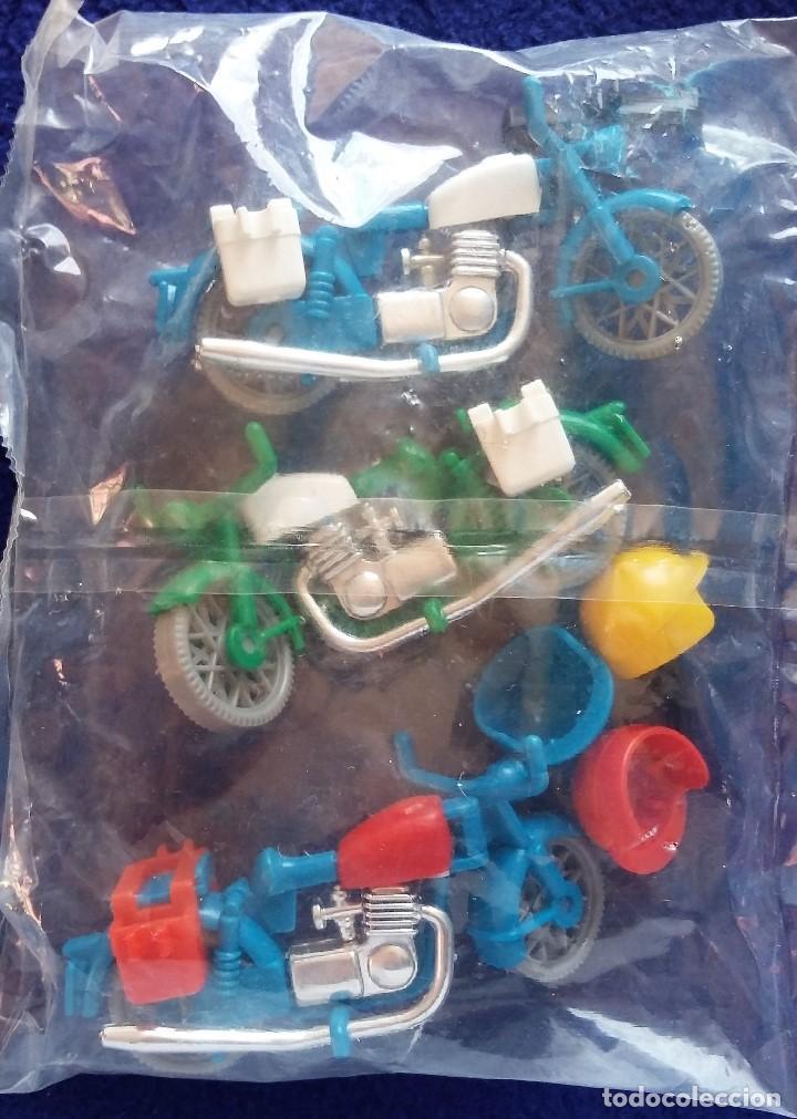 Playmobil: Famobil motos ref 3208 años 70 A estrenar - Foto 2 - 139334322