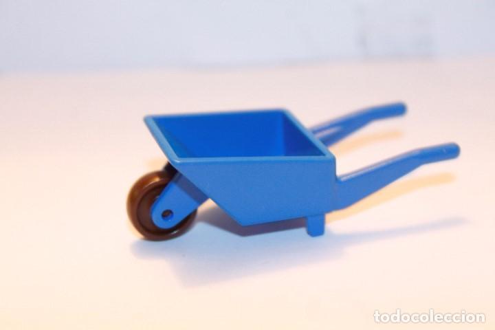 PLAYMOBIL MEDIEVAL CARRETILLA (Juguetes - Playmobil)