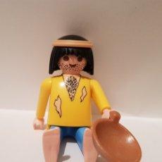 Playmobil: PLAYMOBIL MENDIGO PARA EL BELEN ALDEANO PASTOR PASTORA. Lote 141319013