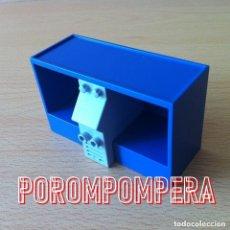 Playmobil: PLAYMOBIL [MUEBLE AZUL 3176 3885 4065 4819 MESA ESCRITORIO ESTACIÓN BOMBEROS POLICÍA MOBILIARIO] CG1. Lote 125322679