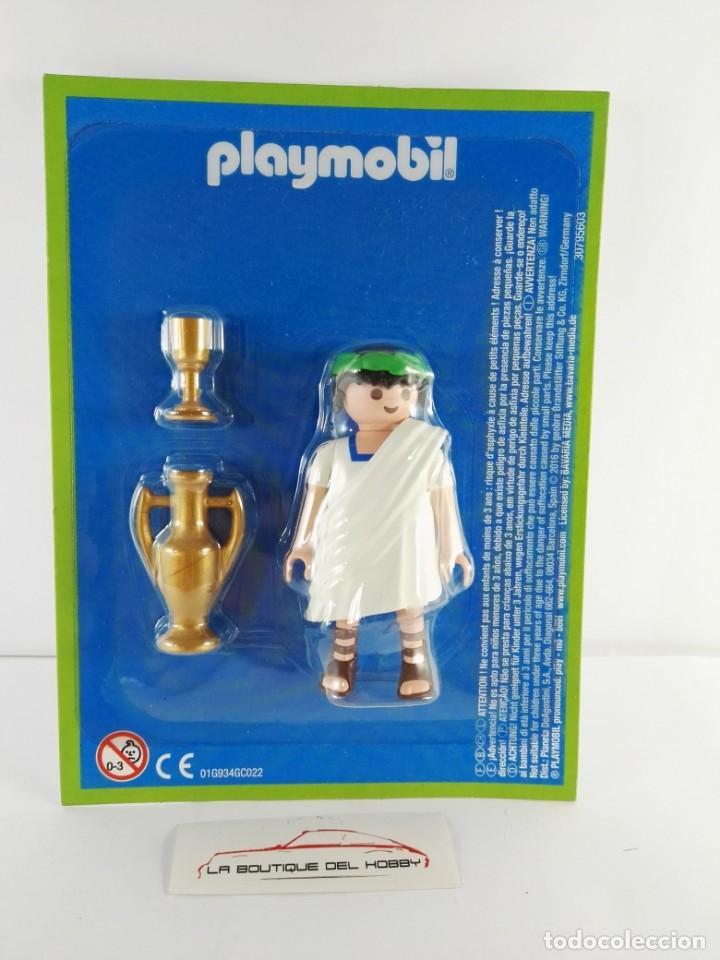 FIGURA SABIO DE ATENAS ALTAYA PLAYMOBIL (Juguetes - Playmobil)