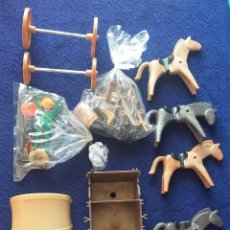 Playmobil: FAMOBIL CARRETA OESTE REF. 3243 AÑOS 70 LAS BOLSAS CERRADAS PERO SIN CAJA COMPLETO. Lote 139675370