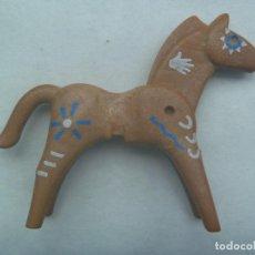 Playmobil: ANTIGUO CABALLO DE INDIO DE PLAYMOBIL. Lote 139676022