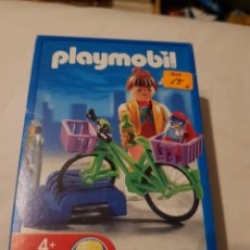 Playmobil: PLAYMOBIL CITY REF 3203 MUJER BICI. Lote 139883824