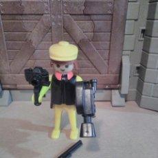 Playmobil: PLAYMOBIL REF. 3302 FOTÓGRAFO SAFARI, EXPEDICIÓN. Lote 129082268