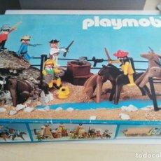 Playmobil: ANTIGUA CAJA DE PLAYMOBIL O FAMOBIL REF 3407. Lote 140295314