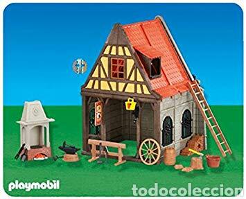 PLAYMOBIL 6329 HERRERIA MEDIEVAL A ESTRENAR (Juguetes - Playmobil)