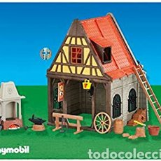 Playmobil: PLAYMOBIL 6329 HERRERIA MEDIEVAL A ESTRENAR. Lote 262827335