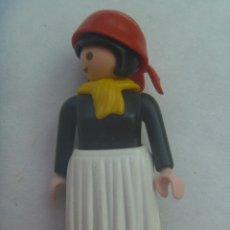 Playmobil: PLAYMOBIL DE 1987 : FIGURA DE MUJER. Lote 140493018