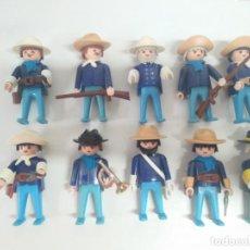 Playmobil: PLAYMOBIL WESTERN GUERRA CIVIL AMERICANA (1861-1865) NORDISTAS!!!!. Lote 140509654