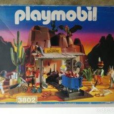 Playmobil: ANTIGUA MINA PLAYMOBIL 3802. Lote 140593310