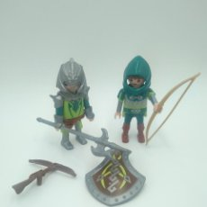 Playmobil: SOLDADO Y ARQUERO PLAYMOBIL GEOBRA. Lote 140602282