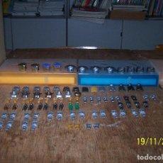 Playmobil: LOTE PLAYMOBIL MEDIEVAL ARMADURAS. CABALLERO, VIKINGO. LEER DESCRIPCIÓN. Lote 140786386