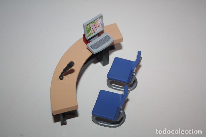 Mostrador De Oficina.Playmobil Recepcion Mostrador Comisaria Ofici Buy Playmobil At