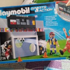 Playmobil: PLAYMOBIL 4726 SPORTS ACTION PORTERIA FUTBOL. Lote 194403968