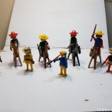 Playmobil: PLAYMOBIL LOTE MEJICANOS PRIMERÍSIMA TIRADA SUMAMENTE ESCASOS. Lote 141327433