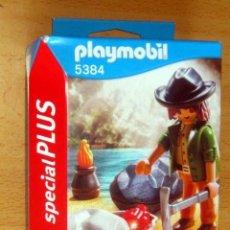 Playmobil - PLAYMOBIL BUSCADOR DE ORO 5384 ESPECIAL PLUS NUEVO ESTRENAR LOTE 3 - 141449534