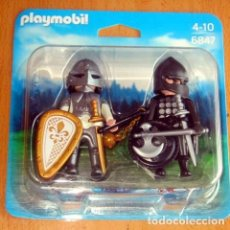 Playmobil: PLAYMOBIL SOLDADOS MEDIEVALES 6847 NUEVO ESTRENAR DE TIENDA LOTE 4. Lote 141450290