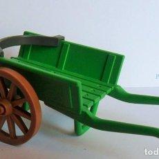 Playmobil: PLAYMOBIL C133 ACCESORIOS CARRETA PEQUEÑA IDEAL ESCENAS OESTE ROMA MEDIEVAL GRANJA. Lote 141592998
