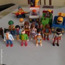 Playmobil: LOTE FIGURAS PLAYMOBIL. Lote 141653250