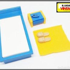 Playmobil: PLAYMOBIL LOTE DORMITORIO SERIE CIUDAD. Lote 141885366