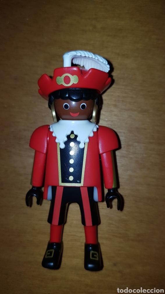 542b81cc9c9 Playmobil paje rey mago Baltasar ideal para Belén navidad reyes Magos