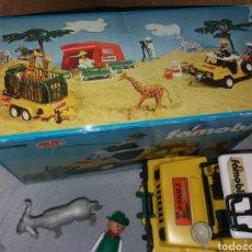 Playmobil: FAMOBIL SAFARI EN EL CONGO REF 3528 EN CAJA ORIGINAL MUY ESCASO. Lote 142090416