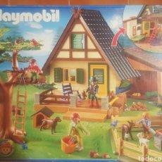 Playmobil: PLAYMOBIL 4207. CASA FORESTAL.. Lote 142122081