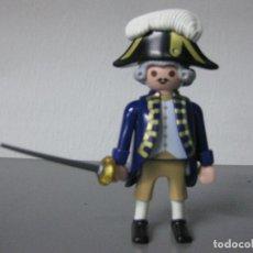 Playmobil: PLAYMOBIL COMANDANTE BARCO PIRATA CON SABLE ESPADA. Lote 175936294