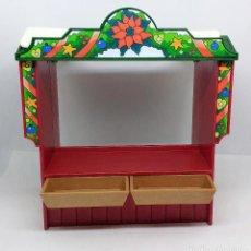 Playmobil: PLAYMOBIL PARADA MERCADILLO NAVIDEÑO REFERENCIA 4891 ESCENARIO NAVIDAD . Lote 143174782