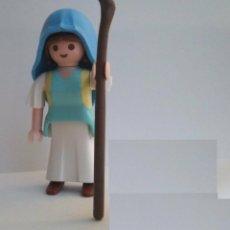 Playmobil: 1 PLAYMOBIL 1 PASTORCILLA PASTORA PASTOR PARA EL BELÉN NAVIDAD. Lote 183397940