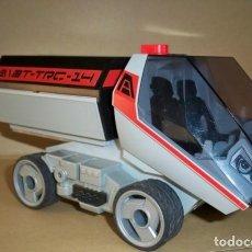 Playmobil: PLAYMOBIL CAMION MODULO ESPACIAL FUTURE PLANET CAÑON DARKSTER A BT TRC 14. Lote 143511258