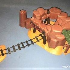 Playmobil: PLAYMOBIL REF. 5246 GRAN MINA OESTE. Lote 143752670