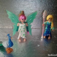 Playmobil: LOTE DE 3 FIGURAS DE PLAYMOBIL. Lote 144212326