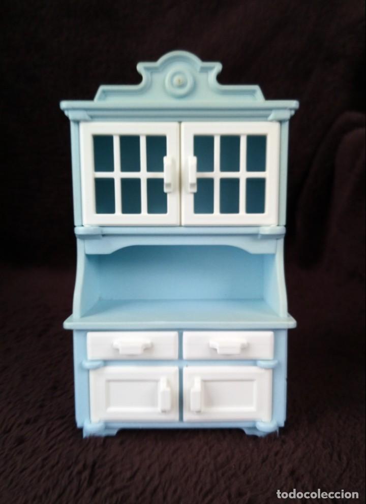 Mueble - despensa - armario cocina de época. pl - Verkauft in ...