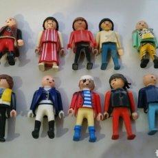 Playmobil: LOTE PLAYMOBIL MUÑECO MUÑECOS FIGURAS ACCESORIOS COMPLEMENTOS VARIOS VER TODAS LAS IMAGENES. Lote 144779729