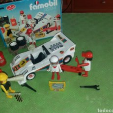 Playmobil: FAMOBIL ANTIGUO REF 3520 FORMULA 1 MADE IN SPAIN EN CAJA ORIGINAL. Lote 144803178