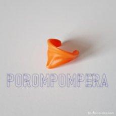 Playmobil: PLAYMOBIL BANDANA NARANJA BANDIDO OESTE 3748 5248 6820 AÑOS 80 PAÑUELO COWBOY VAQUERO XTR. Lote 145057162
