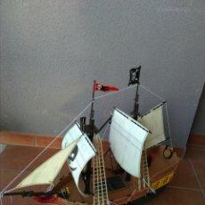 Playmobil: PLAYMOBIL REF. 5135 BARCO GALEÓN PIRATA. Lote 145078493