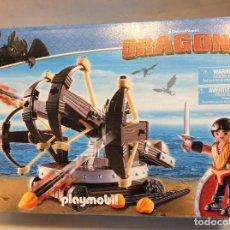 Playmobil: PLAYMOBIL BALLESTA DRAGONS . Lote 145130730