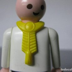 Playmobil: PLAYMOBIL CUELLO COLLAR INDIO AMARILLO. Lote 191364310